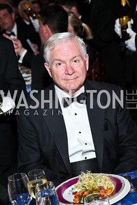 Defense Sec. Robert Gates. Photo by Tony Powell. The Ronald Reagan Centennial Gala. Reagan Building. May 24, 2011