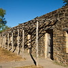 Indian Quarters at Mission San Jose