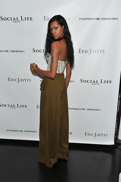 WATERMILL, NY - MAY 28: Jessica White attends the social life magazine May 20111 cover launch party at The Social Life Estate on May 28, 2011 in Watermill, New York.(Photo by Joseph Bellantoni/In House Image)