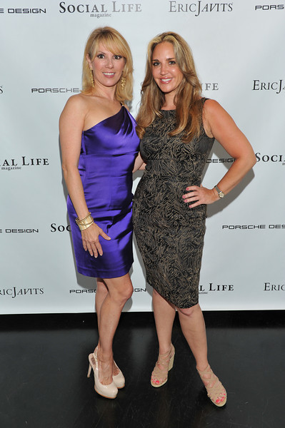 WATERMILL, NY - MAY 28: Ramona Singer and Andrea Correale attends the social life magazine May 20111 cover launch party at The Social Life Estate on May 28, 2011 in Watermill, New York.((Photo by Joseph Bellantoni/In House Image)
