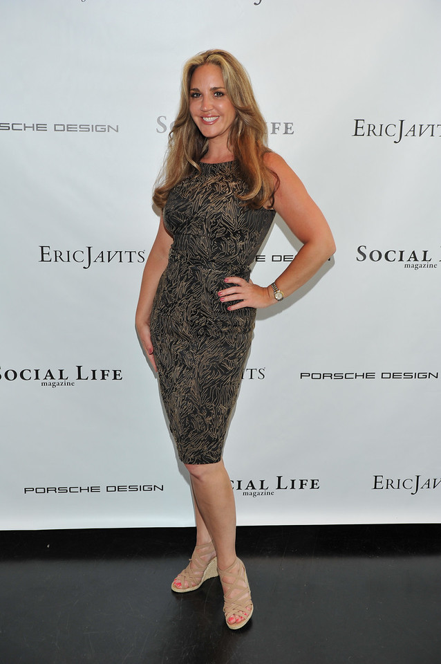 WATERMILL, NY - MAY 28:  Andrea Correale attends the social life magazine May 20111 cover launch party at The Social Life Estate on May 28, 2011 in Watermill, New York. (Photo by Joseph Bellantoni/In House Image)