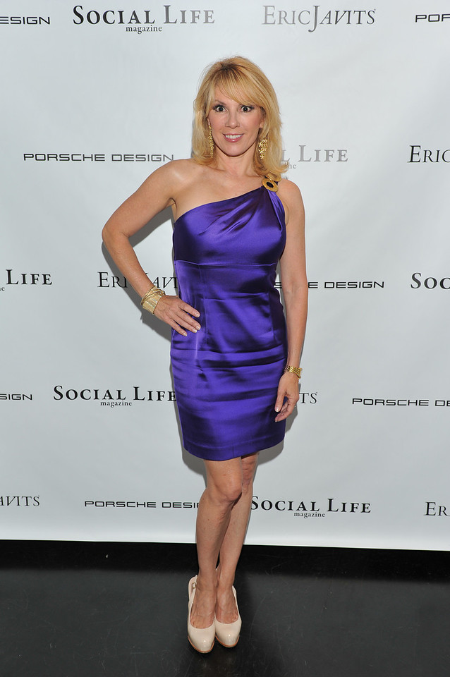 WATERMILL, NY - MAY 28: Ramona Singer attends the social life magazine May 20111 cover launch party at The Social Life Estate on May 28, 2011 in Watermill, New York.(Photo by Joseph Bellantoni/In House Image)