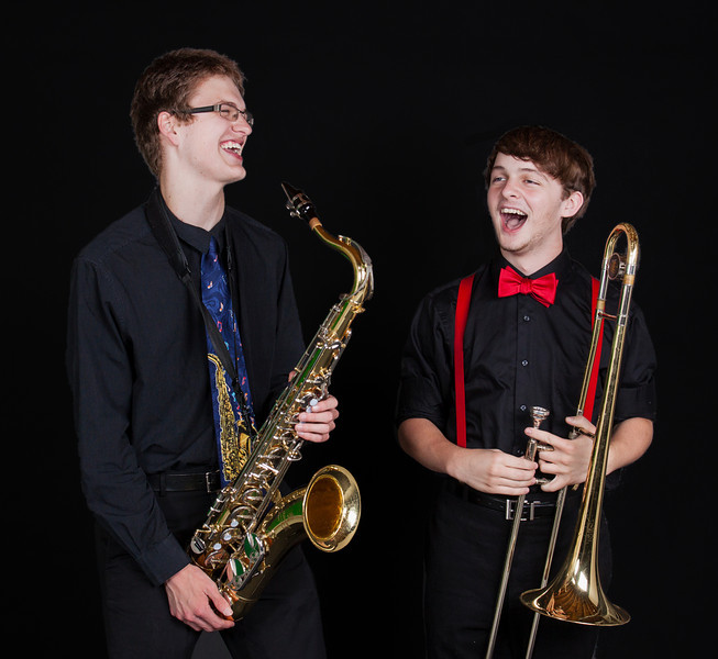 The Standard 7 - Horn Section