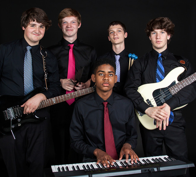 The Standard 7 - Rhythm Section