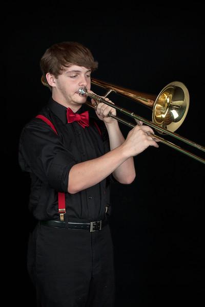 Brett Johnson - Trombone