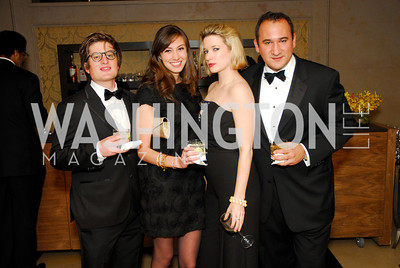 Oliver Robinson,Christina Carlisi, Nicole Pyles,Karim Chrobog,October 28,2011,Theater Washington,Kyle Samperton