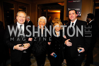 Kenny Greenburg,Sylvia Greenburg,Betty Glasssman,Kevin Baker,October 28,2011,Theater Washington,Kyle Samperton