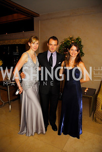Julia Kriskovets,Ben Cunis,Vilija Ieel,October 28,2011,Theater Washington,Kyle Samperton
