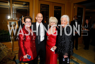 Molly Smith,Mitchell Shear,Gail Humphries,Sylvia Greenberg ,October 28,2011,Theater Washington,Kyle Samperton