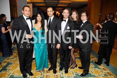 Karim Chrobog,Christina Sevilla,Omar Popal,Nova Daley,Christina Carlisi,Oliver Robinson,October 28,2011,Theater Washington,Kyle Samperton