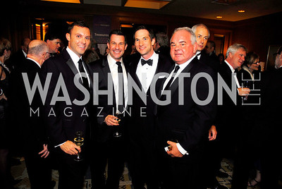 Jeremy McClellan,Jeremy Bernard,Matt Beaver,Bill Huggins,October 28,2011,Theater Washington,Kyle Samperton