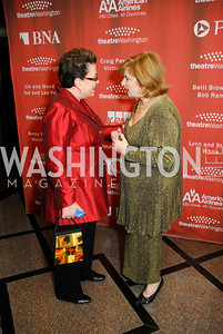 Molly Smith,Linda Levy Grossman,October 28,2011,Theater Washington,Kyle Samperton