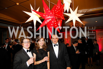 Oliver Robinson,Christina Carlisi,Karim Chrobog,October 28,2011,Theater Washington,Kyle Samperton