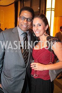 Carrie Marsh, Herbie Hancock. Thelonious Monk 25th Anniversary Celebration Sponsored by Caddilac. Kennedy Center. Photo by Alfredo Flores.jpg