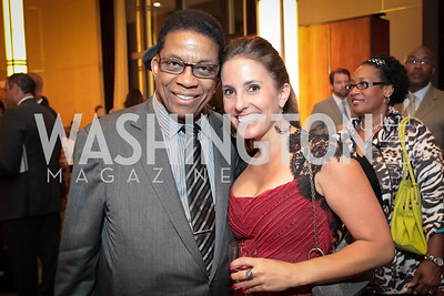 Carrie Marsh, Herbie Hancock. Thelonious Monk 25th Anniversary Celebration Sponsored by Cadillac. Kennedy Center. Photo by Alfredo Flores.jpg