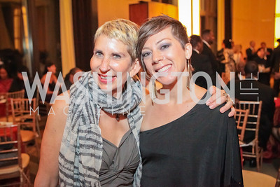 Sara Dupont, Gretchen Parlata. Thelonious Monk 25th Anniversary Celebration Sponsored by Caddilac. Kennedy Center. Photo by Alfredo Flores.jpg
