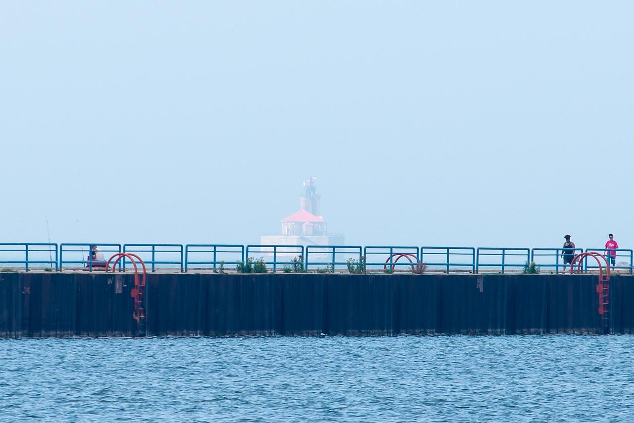 Port Austin Reef Lighthouse - September 2015