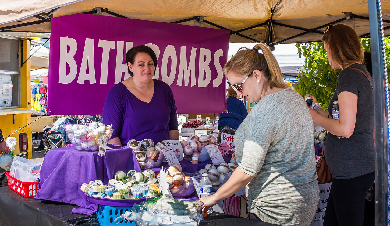 Port Austin Farmer's Market - May 2017