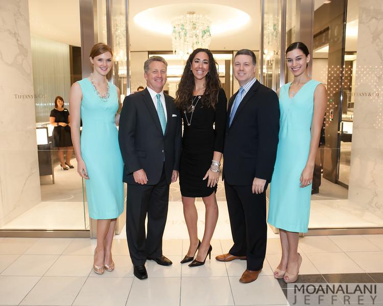 4f61dc870 IMG_4179.jpg Tom Carroll, Gina Originario, Ray Raby with Tiffany & Co.