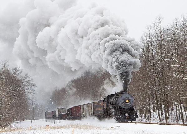 Tourist & Mainline Railroads