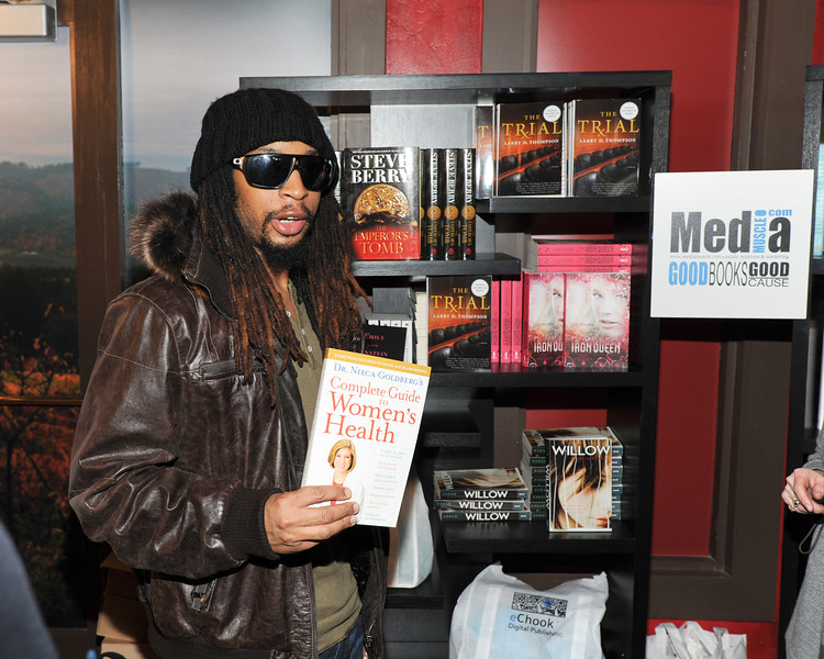 PARK CITY, UTAH - JANUARY 22: Lil Jon Attends the TR Suites at the Gateway Center on January 22, 2011 in Park City, Utah. (Photo by Joseph Bellantoni/ In House Image)