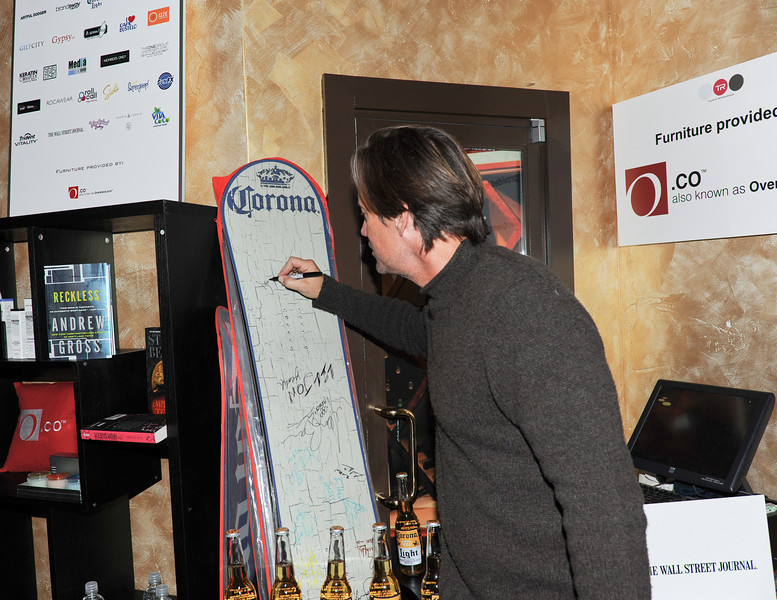 PARK CITY, UTAH - JANUARY 22: Kevin Sorbo Attends the TR Suites at the Gateway Center on January 22, 2011 in Park City, Utah. (Photo by Joseph Bellantoni/ In House Image)