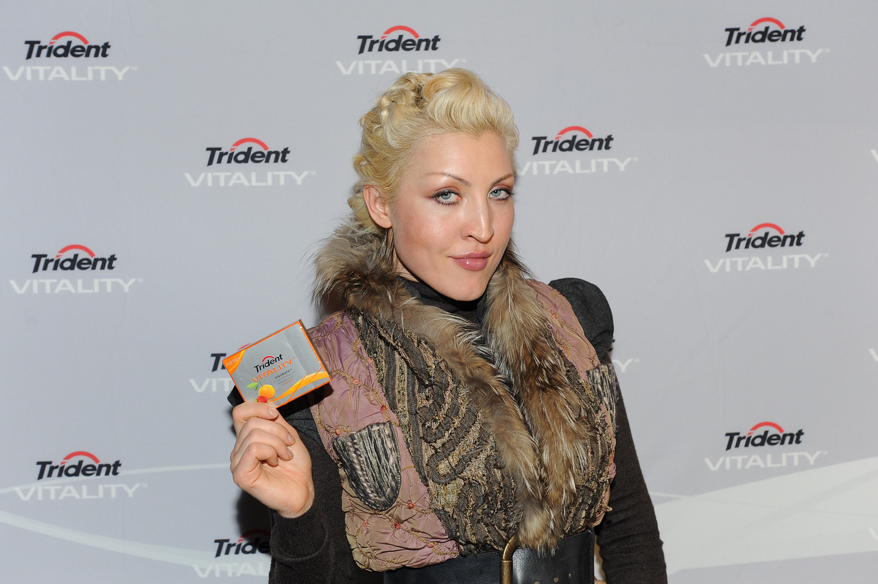 PARK CITY, UTAH - JANUARY 22: Sasha Attends the TR Suites at the Gateway Center on January 22, 2011 in Park City, Utah. (Photo by Joseph Bellantoni/ In House Image)