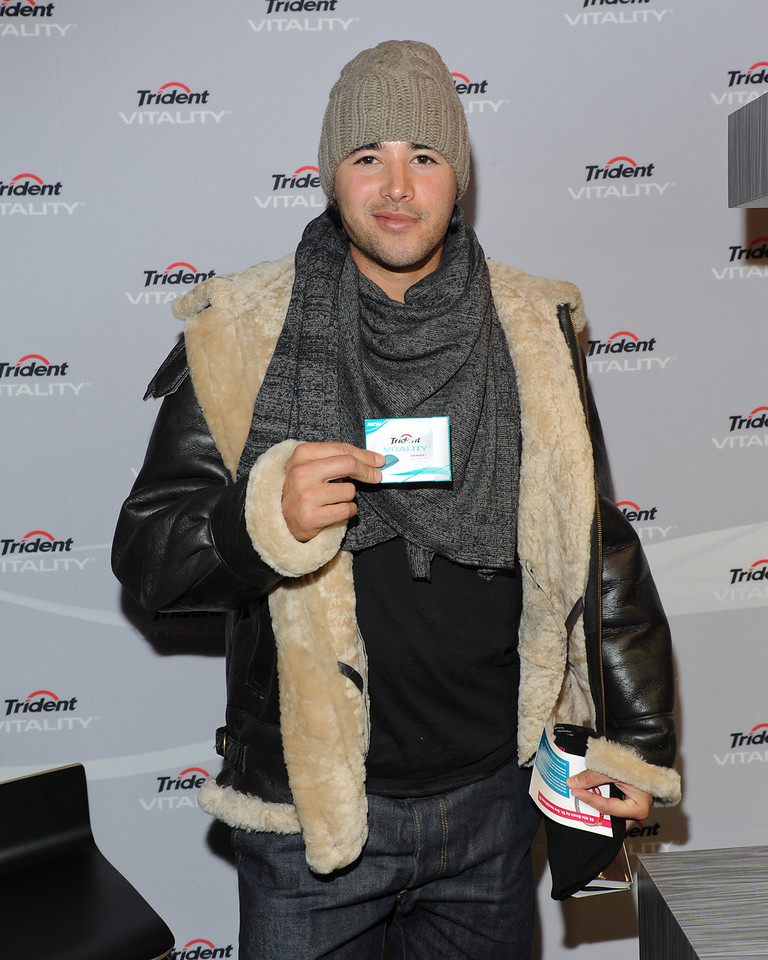 PARK CITY, UTAH - JANUARY 22: LA Dodger Andre Ethier Attends the TR Suites at the Gateway Center on January 22, 2011 in Park City, Utah. (Photo by Joseph Bellantoni/ In House Image)