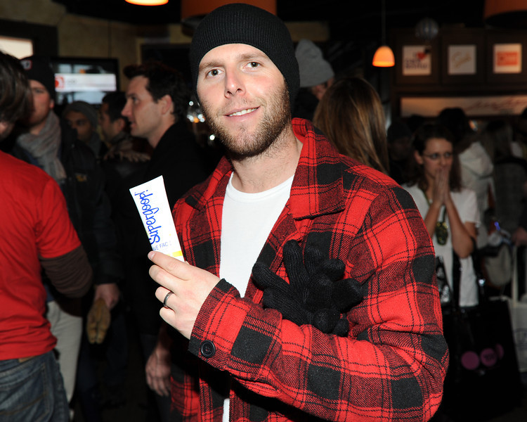 PARK CITY, UTAH - JANUARY 22: Boston Red Sox Dustin Pedroia Attends the TR Suites at the Gateway Center on January 22, 2011 in Park City, Utah. (Photo by Joseph Bellantoni/ In House Image)