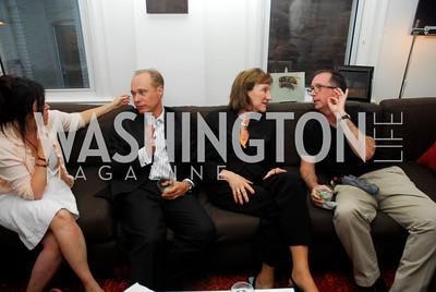 Izette Folger,John Paty,Marion Blakely,Joe Rodota,Transformer View Hapstak Residence,June 9,2011,Kyle Samperton