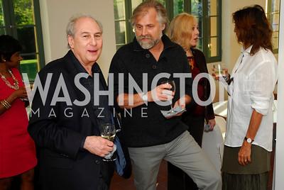 Arul Ramiah,,Gary Cohen,Ken Grossinger,Jean Cohen,Micheline KlagsbrunTransformer View at Ernst Residence,April 21,2011,Kyle Samperton