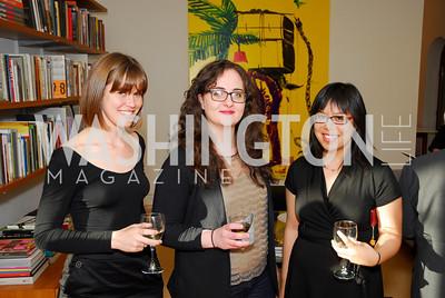 Alison Konecki,Elizabeth England,Natalie Cheung,Transformer View at Ernst Residence,April 21,2011,Kyle Samperton