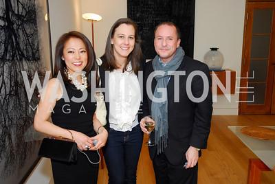 Shigeko Bork,Lisa Marvin,Darren Thomas,Transformer View at Ernst Residence,April 21,2011,Kyle Samperton