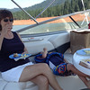 We anchored for lunch and a quiet pause for about 1/2 hour.