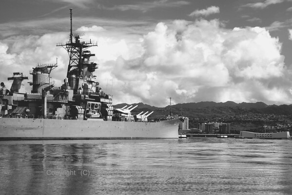 The End Trumps the Beginning - USS Missouri and USS Arizona Memorial
