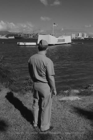 Reflecting on USS Arizona