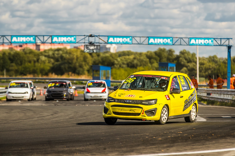 Second round of the Russian championship