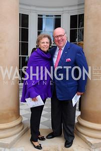 Mary Lou Seilheimer,Charlie Seilheimer,Tudor Place Garden Party,May 3,2011,Kyle Samperton