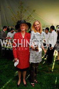 Betsy Rea,Katherine Kuhn,Tudor Place Garden Party,May 3,2011,Kyle Samperton