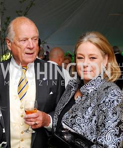 Julian Kulski,Catherine Kulski,Tudor Place Garden Party,May 3,2011,Kyle Samperton