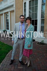 Robert Ludlow,Ashley Hubbard,Tudor Place Garden Party,May 3,2011,Kyle Samperton