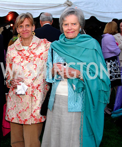 Alison Schaeffer,Edie Schaeffer,Tudor Place Garden Party,May 3,2011,Kyle Samperton