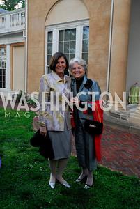 Amy Bondurant,Judy Cox,Tudor Place Garden Party,May 3,2011,Kyle Samperton