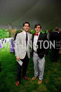 Kirk Keshishian,Chris Keshishian,Tudor Place Garden Party,May 3,2011,Kyle Samperton