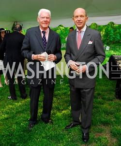 Richard Pearson,John Irelan,Tudor Place Garden Party,May 3,2011,Kyle Samperton