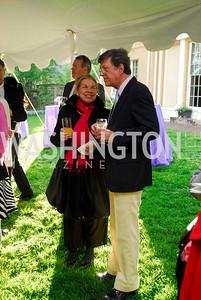 Sarah Gorman,George Griffin,Tudor Place Garden Party,May 3,2011,Kyle Samperton