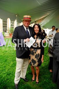 Simon Jacobsen,Ruth Jacobsen,Tudor Place Garden Party,May 3,2011,Kyle Samperton