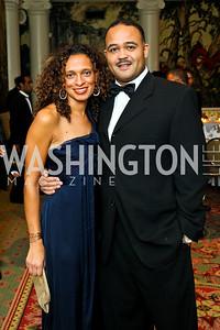 Lori and Ben Soto. Tuxedo Ball. Photo by Tony Powell. December 30, 2010
