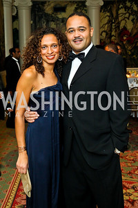 Lori and Ben Soto. Tuxedo Ball. Photo by Tony Powell. December 30, 2010