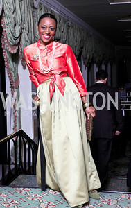 Pamela Pressley. Tuxedo Ball. Photo by Tony Powell. December 30, 2010